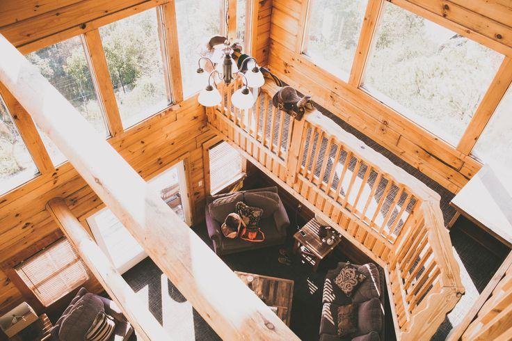 Featured Cabin: Plimpton Lodge  #smokymountains #smokies #greatsmokymountains #cabinsforYOU #GatlinburgCabin #PigeonForgeCabin #cabin