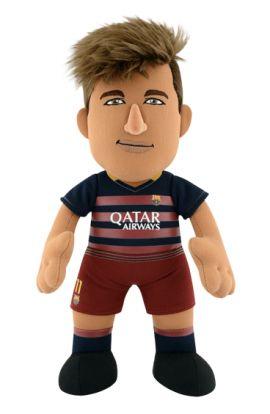Poupluche Neymar Jr 25 cm - FC Barcelone - Saison 2015/16 - 24,90 €