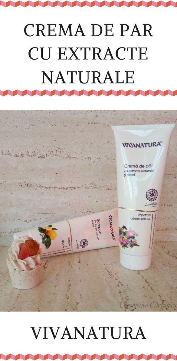 Produse pentru par de la Vivanatura