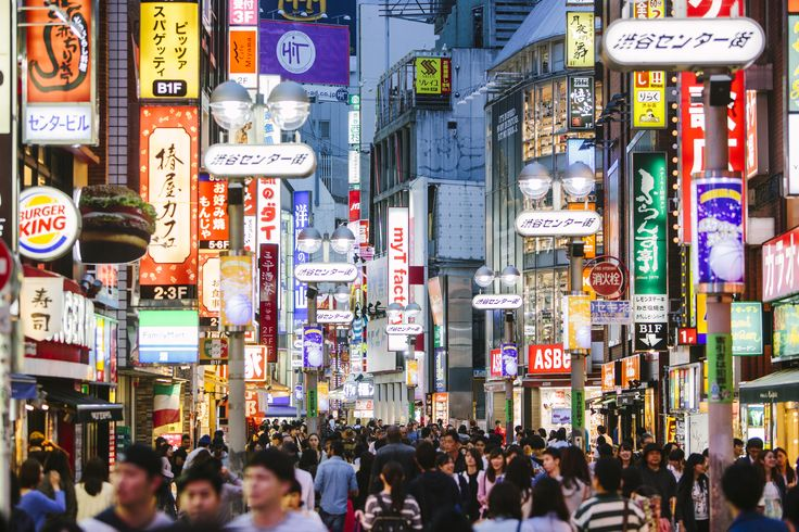 1. Tokyo, Japan 2016 population: 38,140,000 (Photo via Getty Images)  via @AOL_Lifestyle Read more: https://www.aol.com/article/news/2017/05/17/look-inside-most-populated-cities-world/22094525/?a_dgi=aolshare_pinterest#fullscreen
