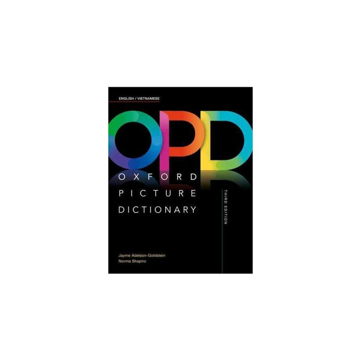 Oxford Picture Dictionary English/Vietnamese Dictionary (Paperback)