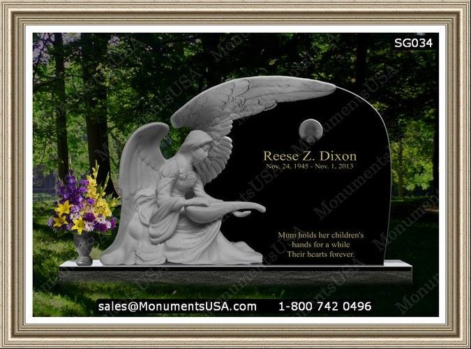 Tombstone Grave For Single Headstone Designs For One Person