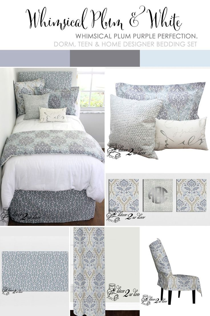 1000 Images About 2017 College Dorm Room Bedding Dorm