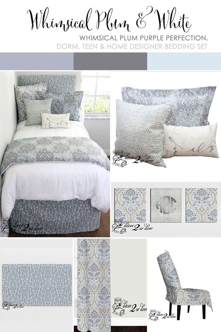 1000 Images About 2017 College Dorm Room Bedding Dorm