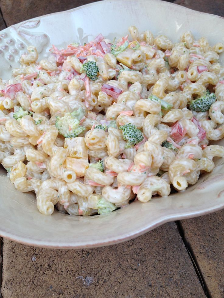 12 best images about 4th of july party on pinterest for Easy cold side dishes for christmas