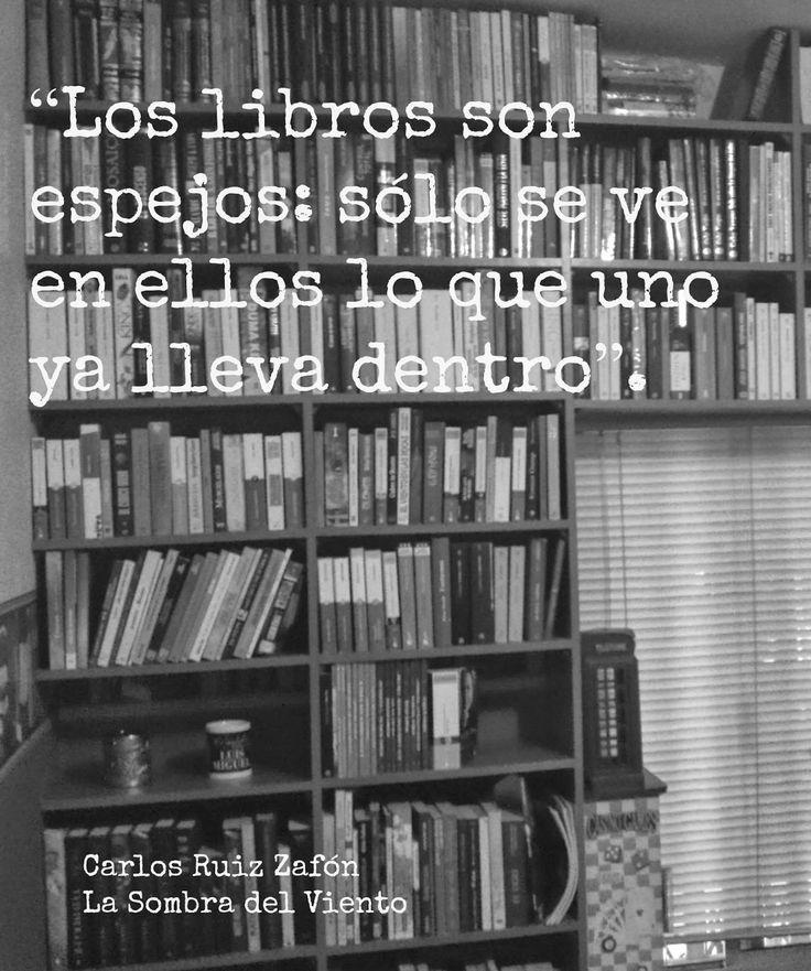 Libros que leer antes de morir.: LA SOMBRA DEL VIENTO-CARLOS RUIZ ZAFÓN