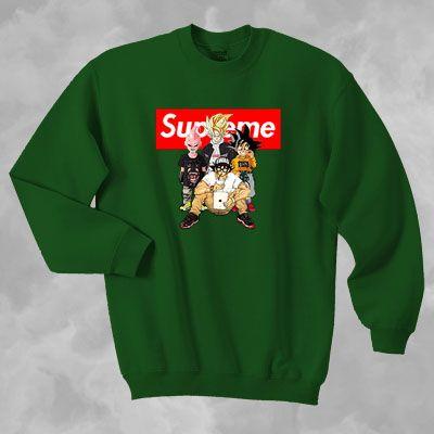 Dragon Gang Supreme Sweater and Hoodie