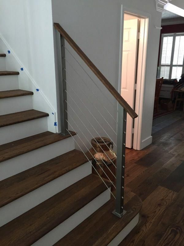 How To Clean Your Carpet Diy Stair Railing Staircase Design Cable Stair Railing