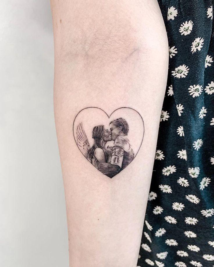 26+ Astonishing Single needle tattoo near me image HD