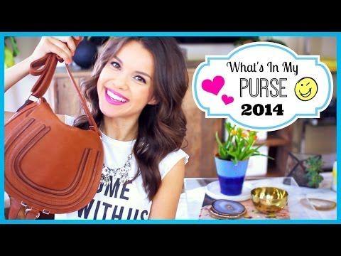 Co skrywa torebka? Znane YouTuberki zdradzają tajemnice swoich (torebkowych) wnętrz. Inspirujące czy zwyczajnie nudne? missglamorazzi Więcej na Moda Cafe!