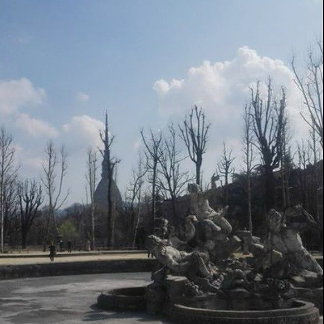 I giardini di Palazzo Reale