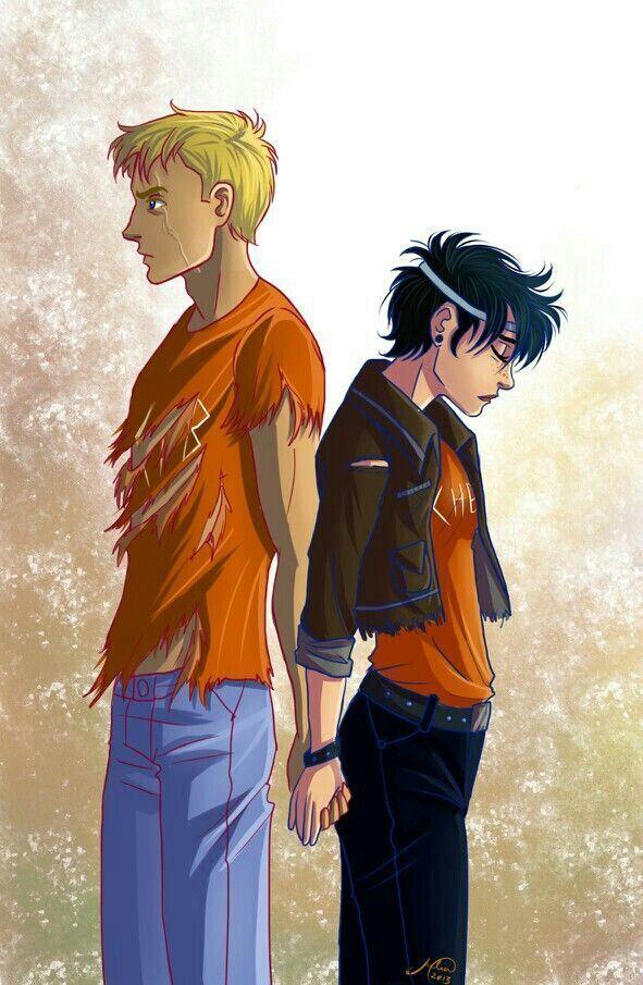 Percy en Thalia dating fanfictie wat te verwachten dating een alleenstaande vader