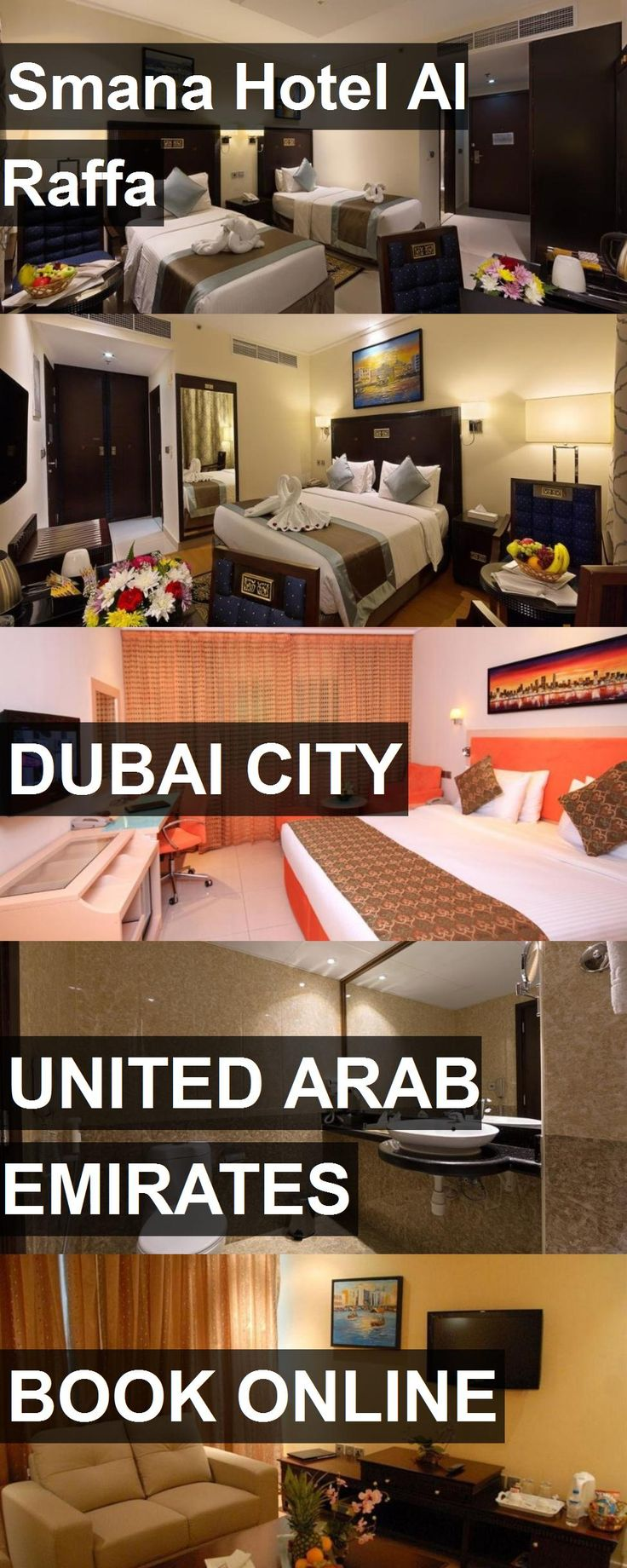 Smana Hotel Al Raffa in Dubai City, United Arab Emirates. For more information, photos, reviews and best prices please follow the link. #UnitedArabEmirates #DubaiCity #travel #vacation #hotel