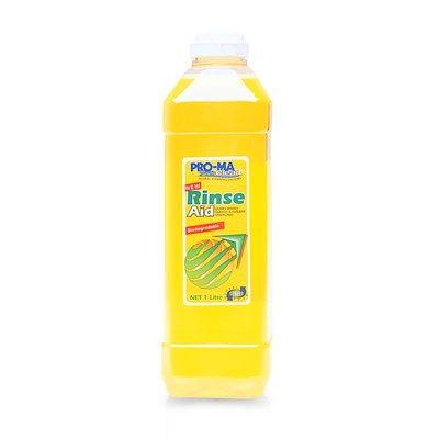 Rinse Aid 1L  Www.pro-masystems.com.au/liesl