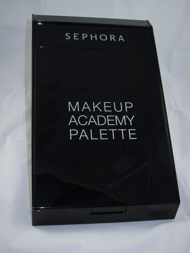Sephora Makeup Academy Blockbuster Palette