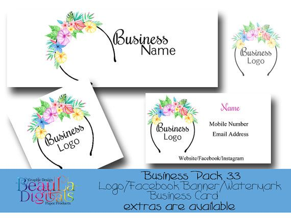 Facebook  Etsy Cover Banner  Business by BeauBannersAustralia