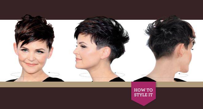 How To Get a Short Pixie Haircut - Tips + Tutorials - Hair ...