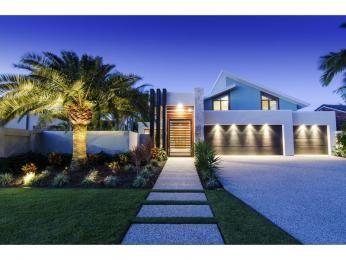 Photo of a concrete house exterior from real Australian home - House Facade photo 1571662
