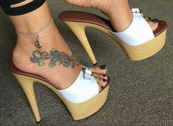 Pin By Heel And Wedges Wooden On Wooden Heels Heels