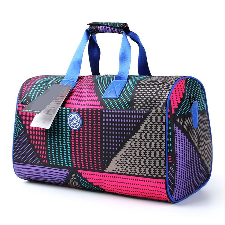 Colored Weekend Luggage Travel Bag //Price: $58.78 & FREE Shipping // #style #fashion #bagsdesigns