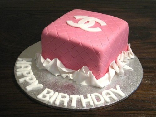 ™cute bday cake!