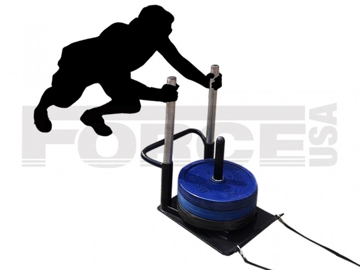 Force USA Gym Sled, Exercise Cross Fit Equipment Melbourne, Elite Fitness Equipment Highpoint