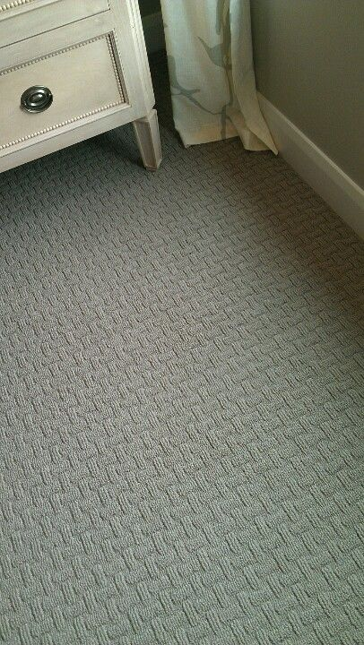 LOOP. Great texture and color are highlights of this room-making loop carpet.