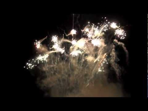 Fireworks at Marin County Fair July 4, 2012 - YouTube