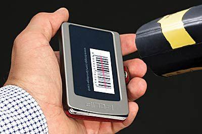 I-CLIP porta carte credito veloce