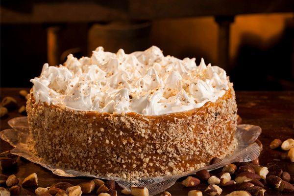 Fazendo Doce -Torta Limao - Brasil - Doçura