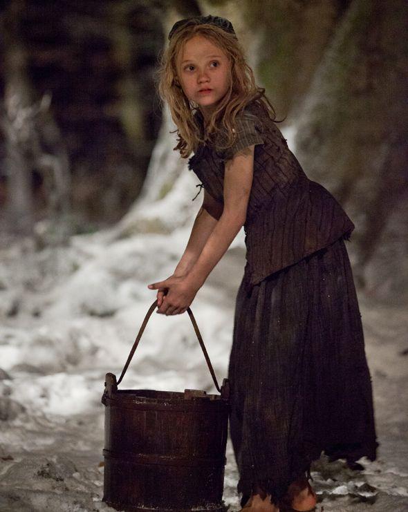 Cosette Costume Les Miserables | Les Miserables