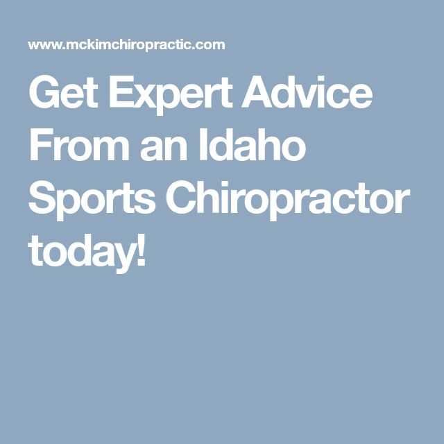 Sports chiropractic treatment provides performance, fast healing naturally for athletes of all ages. Schedule an consultation with a Sports Chiropractor today!
