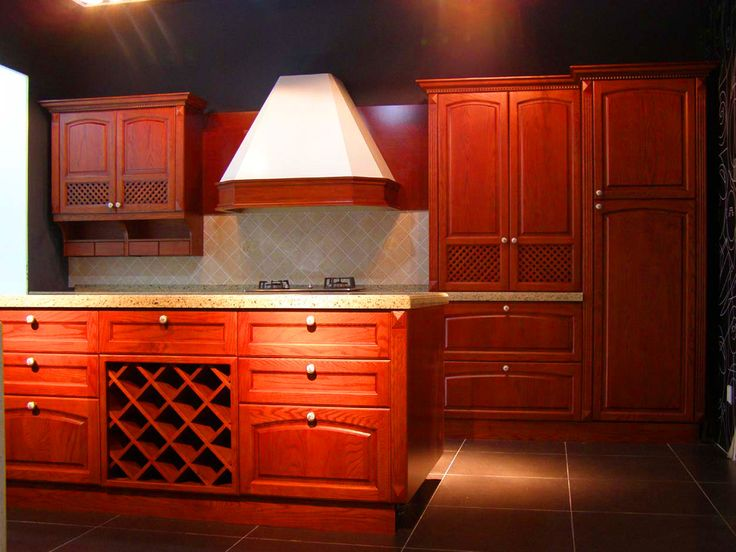 Unpainted Furniture Kitchen interior ideas