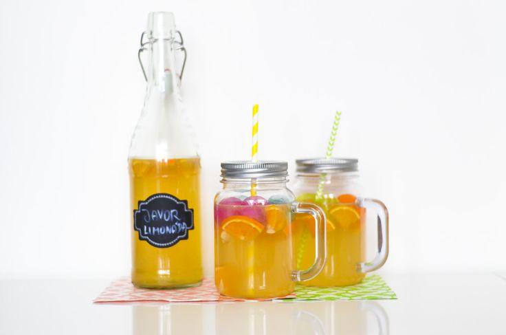 Javorová limonáda