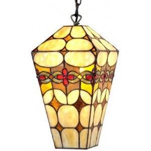 Tiffany Lantaarn Hanglamp Web