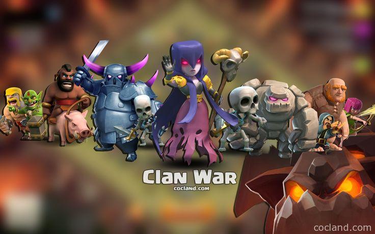 Clan War Guide - http://cocland.com/guides/clan-war-guide