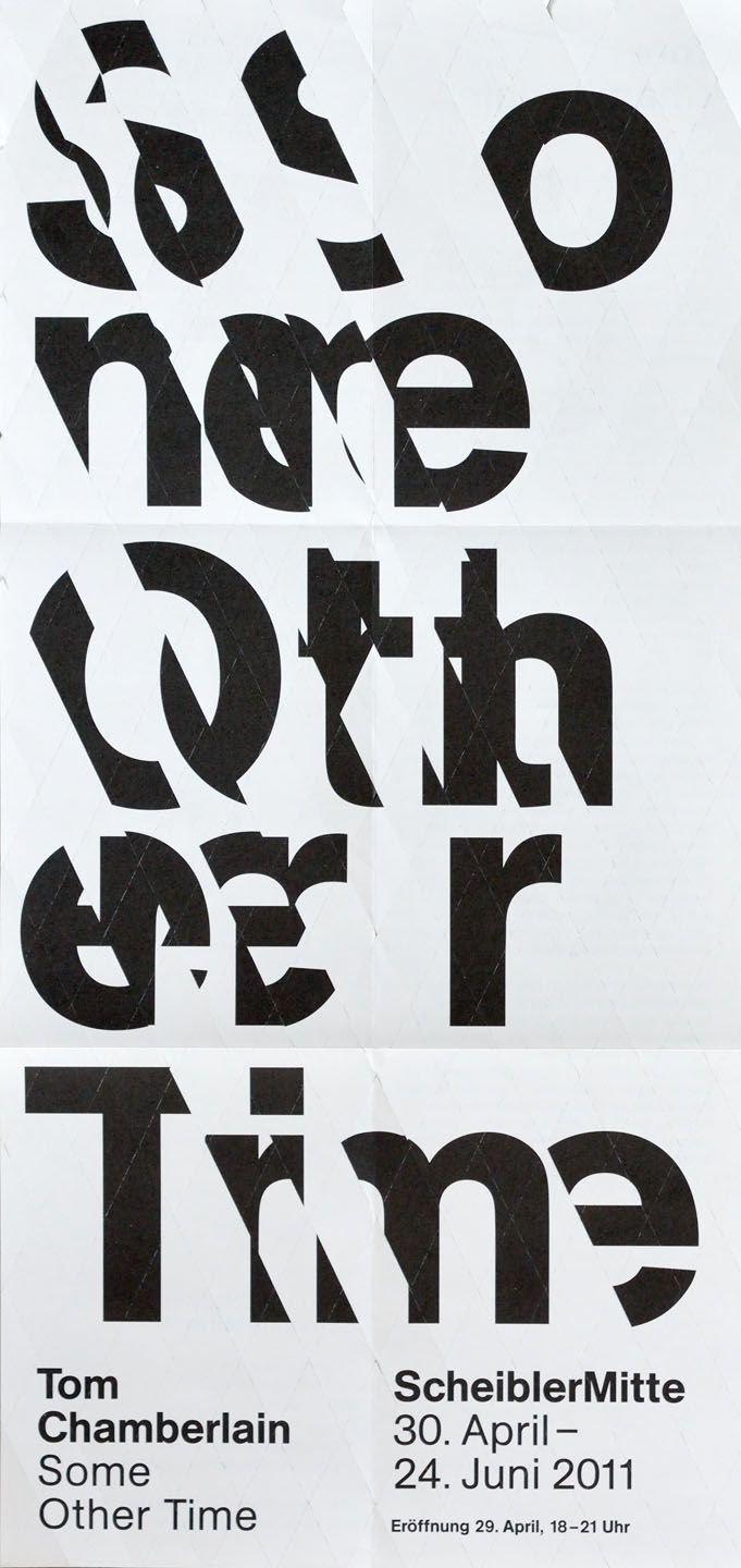 Poster design typography - Find This Pin And More On Typography By Soso_design