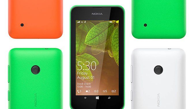 Microsoft will ship the Lumia 530 a powerful entry to Windows Phone 8.1 in August 2014