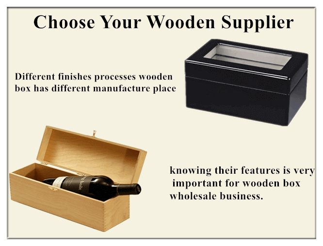 As a wooden box wholesale dealer,knowing the distribution of wooden box manufacturer in China is very important for their business.An experienced wooden box sales knows where to buy wooden box and knows well how to buy the high quality wooden box by the best price.The secret is that they know the distribution of