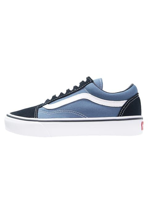 Vans OLD SKOOL - Skate shoes - navy for £59.99 (10/08/17) with free delivery at Zalando