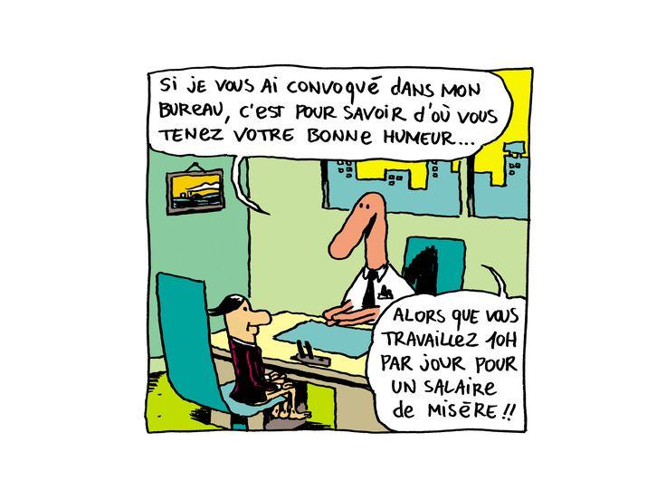 La Boîte /  Olivier Texier