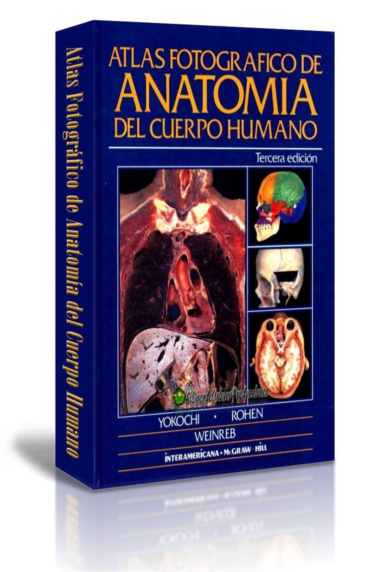 Atlas Fotografico Anatomia   Yokochi   Libro Digital   1991 • $24.99 (Pesos Argentinos)