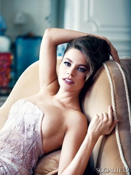 Sofia Vergara sexy na GQ (veja as fotos)