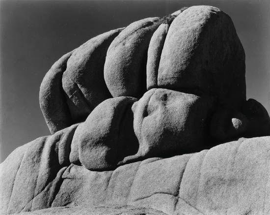 Edward Weston, 3 Works: Wonderland of Rocks, Point Lobos, Sandstone Erosion, Point Lobos
