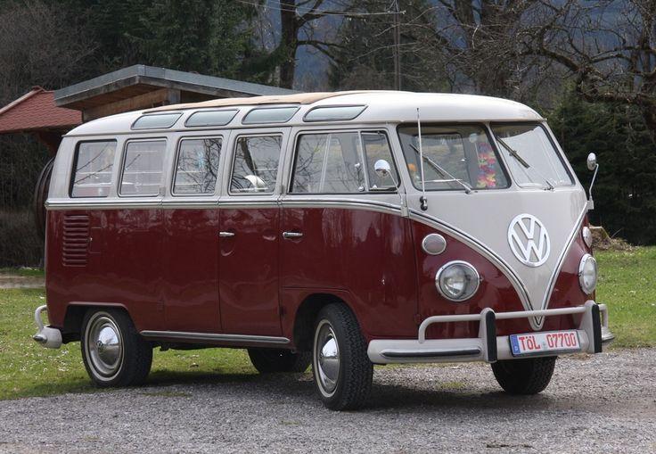 VW Bus T 1 Panorama