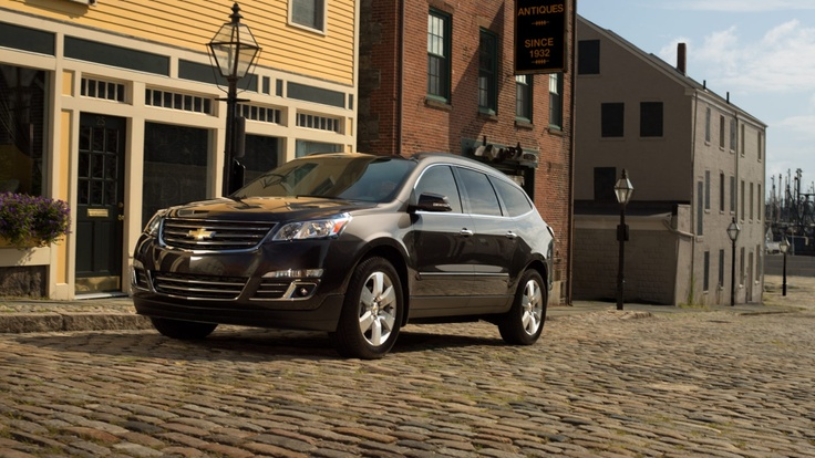 Traverse LTZ Crossover SUV -  ACCELERATE Your Comfort And Style
