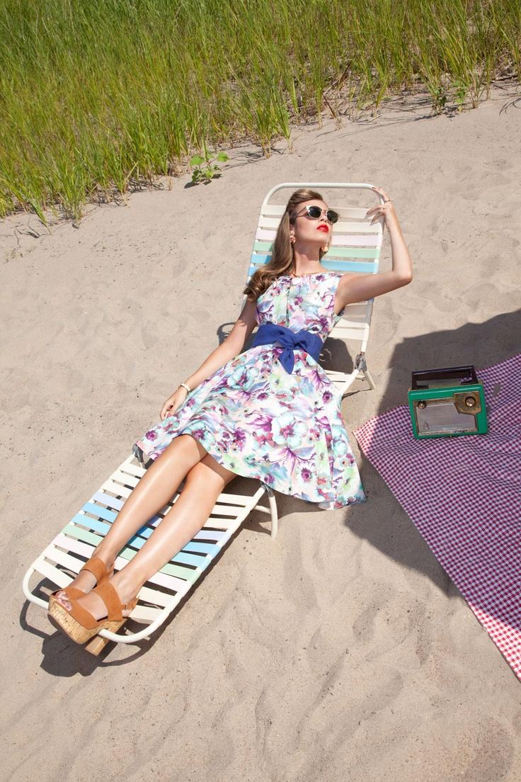 Coney Island (robe/dress)