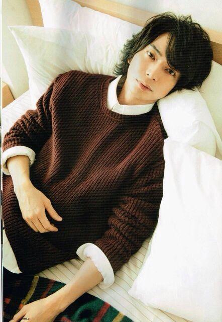 jun. That sweater.
