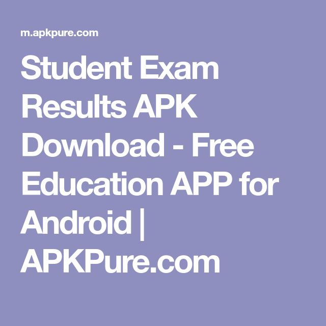 Student Exam Results APK Download - Free Education APP for Android | APKPure.com
