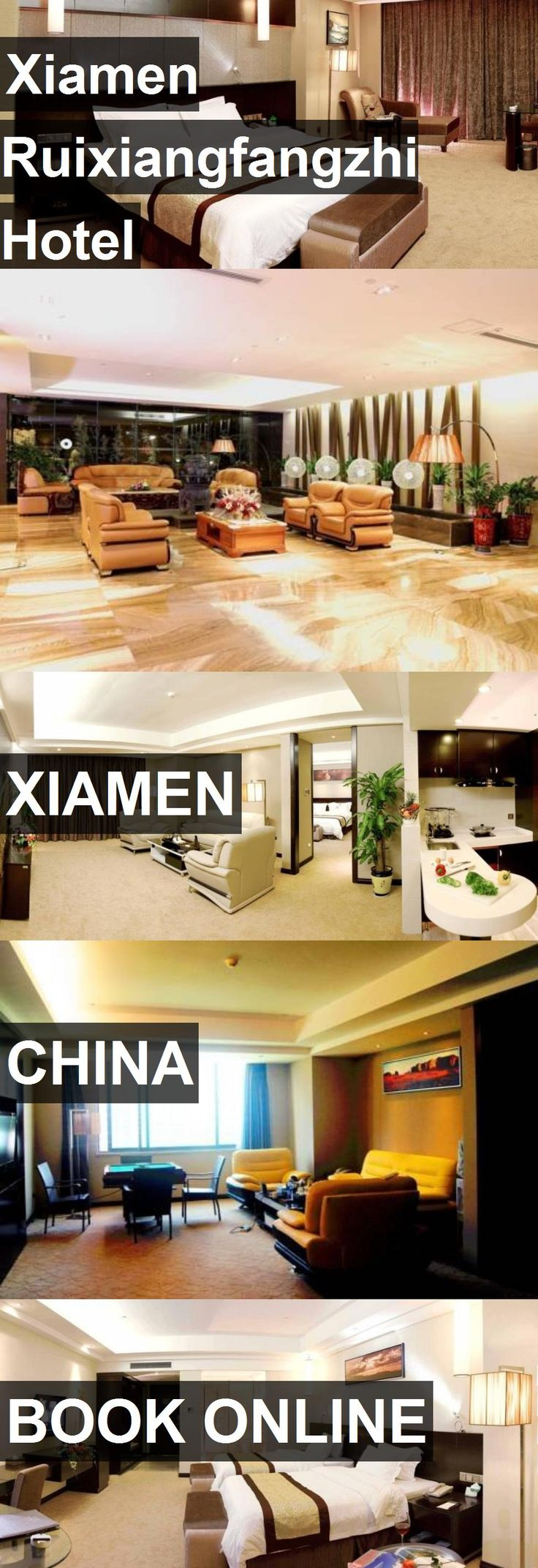 Hotel Xiamen Ruixiangfangzhi Hotel in Xiamen, China. For more information, photos, reviews and best prices please follow the link. #China #Xiamen #XiamenRuixiangfangzhiHotel #hotel #travel #vacation